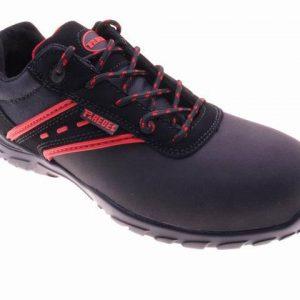 zapato de seguridad actinio,negro mod:5016  39\46