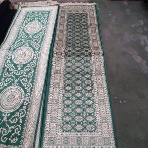 alfombra pasillera fina mod:rombos