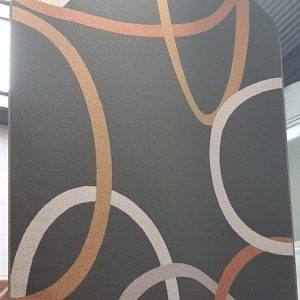 alfombra salon mod:liso a rallas