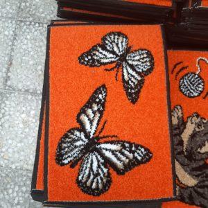 alfombras pequeñas multiusos mod:mariposas