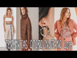 TENDENCIAS OTOÑO-INVIERNO 2019-2O2O
