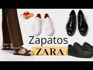Zapatos de Zara para Hombres | Tendencias en calzado chicos moda primavera-verano 2018