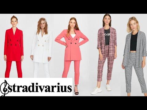 stradivarius Última Moda 2020 Mujer Tendencia Ropa de Moda Nueva Colección Zapatos, Vestidos 2020