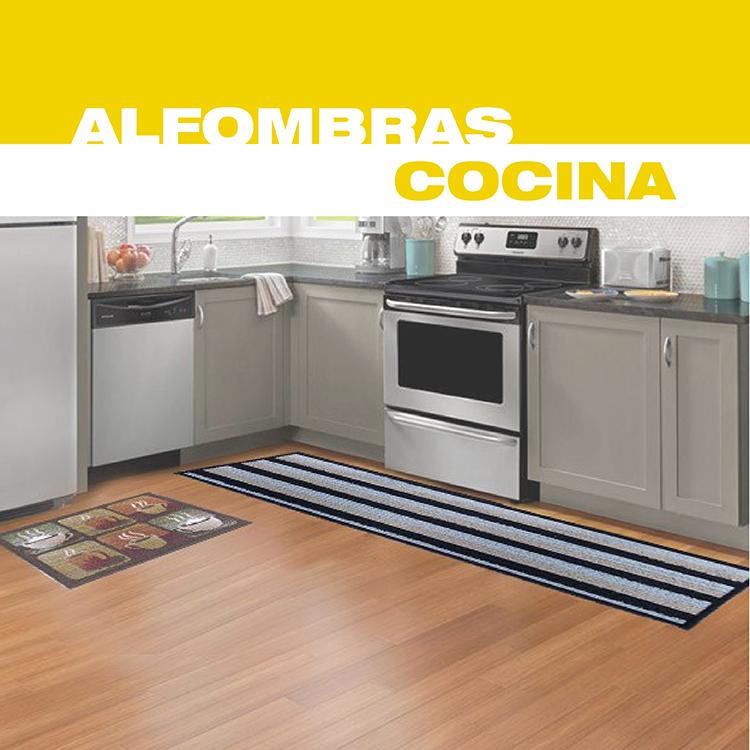 alfombras cocina